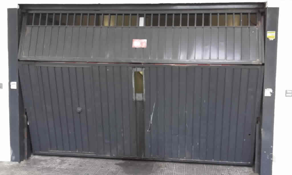Estado inicial de la puerta